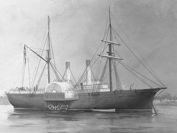 USS Quaker City